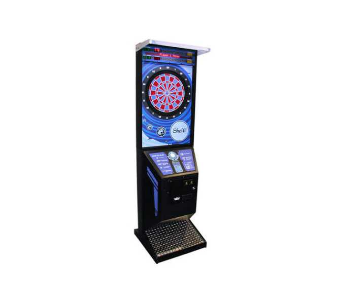 Shelti Eye II Electronic Dartboard Arcade Machine Game by Shelti - VERY LIGHT USE