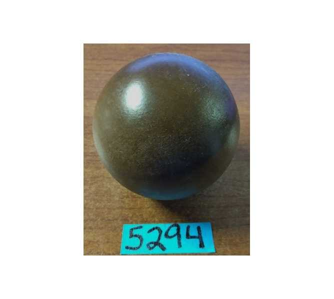 Skee Ball Brown Wood Replacement Ball #5294 for sale