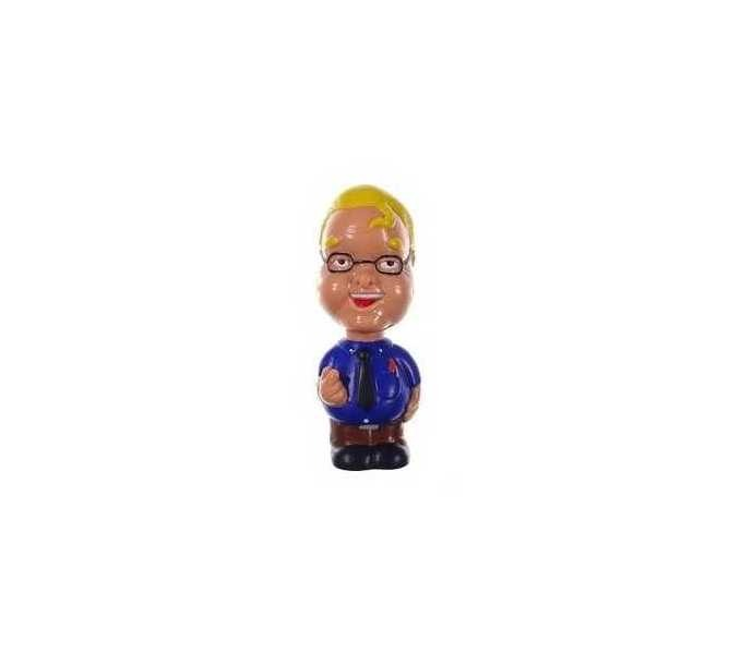 Stern WHEEL OF FORTUNE Pinball Machine Game Genuine Replacement Playfield Toys - Bobblehead #880-5098-02 KEITH