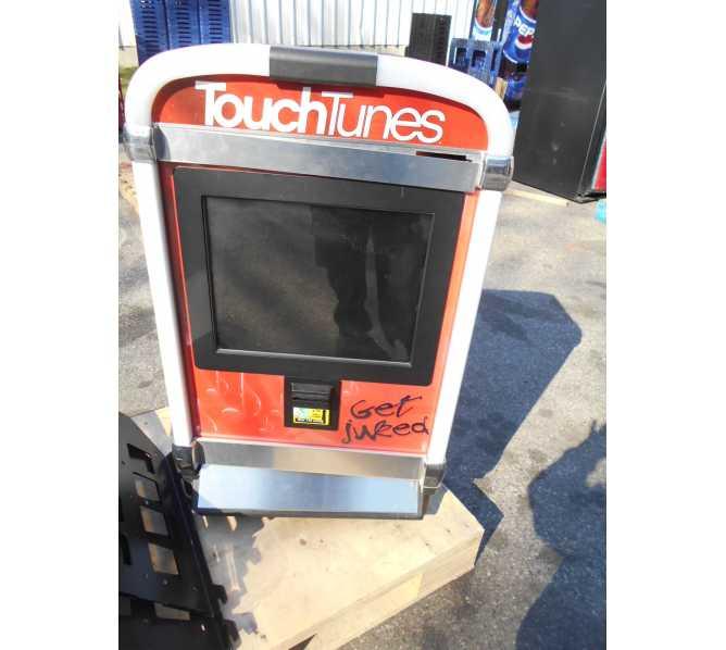 TOUCHTUNES GET JUKED GEN 3  Downloadable Online Internet Digital Jukebox for sale with DBA