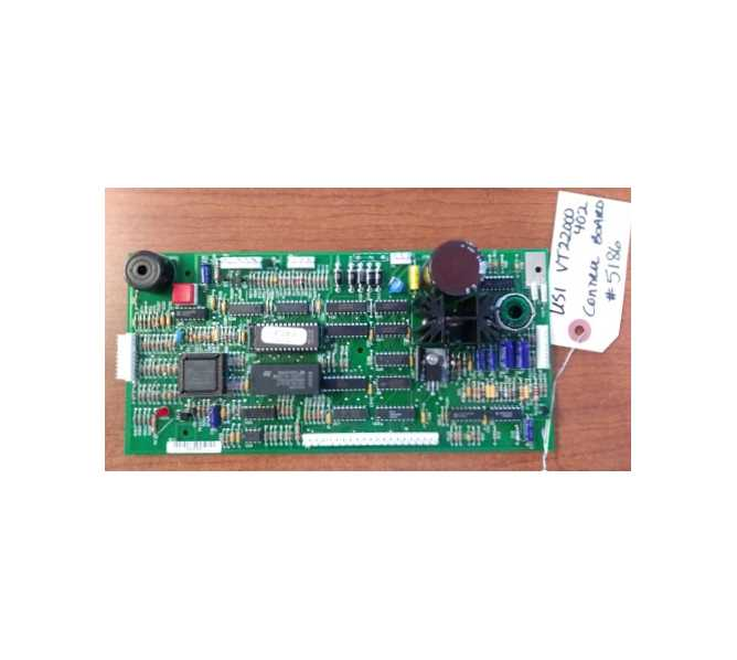 USI Snack Vending Machine Control Board #VT22000402 (5186) for sale