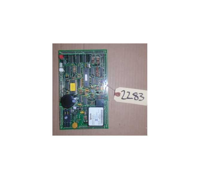 VENDO Vending Machine PCB Printed Circuit  MODEL #VEC 5 2B Board #2283 for sale