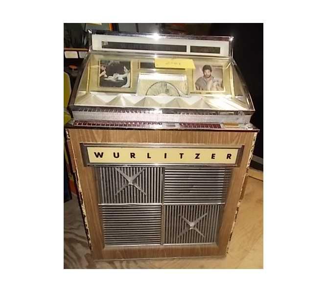 WURLITZER 45 Vinyl Record Jukebox for sale #244