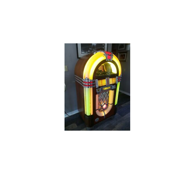 """WURLITZER """"One More Time"""" 1015 Bubbler - CD Jukebox for sale"""