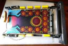 BALLY THE SHADOW Pinball Machine Game UPPER MINI PLAYFIELD ASSEMBLY #5441 for sale