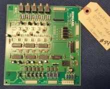 BEATMANIA DRUMMANIA Arcade Machine Game PCB Printed Circuit INPUT Board #5473 for sale by KONAMI