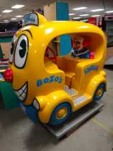 BOZO THE CLOWN BUS Kiddie Ride for sale