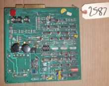 CHALLENGER CRANE Redemption Arcade Machine Game PCB Printed Circuit Board #2587 for sale