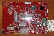 INCREDIBLE TECHNOLOGIES GOLDEN TEE 2005 Arcade Machine Game PCB Printed Circuit Board #5211 for sale