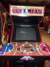 MIDWAY NBA JAM 4-Player Upright Arcade Machine Game for sale