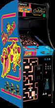 MS. PAC-MAN / GALAGA PACMAN 20th Anniversary Arcade Machine Game for sale