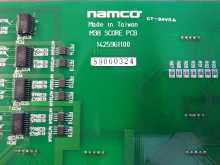 NAMCO WACKY GATOR Redemption Arcade Machine Game PCB Printed Circuit DISPLAY Board #5324 for sale