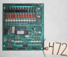 NATIONAL 476 Vending Machine PCB Printed Circuit COFFEE MODULE Board #472 for sale