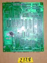 NATIONAL CAFE 7 Coffee Vending Machine PCB Printed Circuit CONTROL Board #2128 for sale