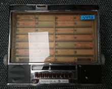 ROCK-OLA TRI VUE Nostalgic WALLBOX for sale #5498