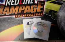 Redline Rampage Gas Guzzlers Arcade Game Machine Conversion Kit for sale