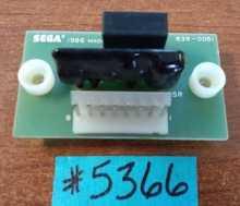 SEGA AFTERBURNER Arcade Machine Game PCB Printed Circuit PCB SSR Board #839-0051 (5366) for sale