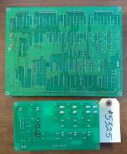 SKEE BALL EL DORADO CITY OF GOLD Redemption Arcade Machine Game PCB Printed Circuit MAIN & RELAY Board Set #5325 for sale