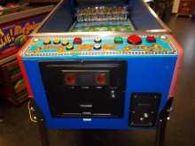 SLUGFEST BASEBALL PITCH & BAT Arcade Machine Game for sale by WILLIAMS - LED UPGRADE