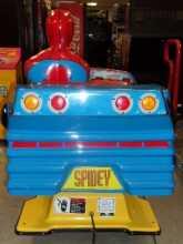 SPIDER-MAN KIDDIE RIDE for sale