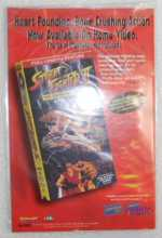 STREET FIGHTER II THE ANIMATED MOVIE #4 COMIC BOOK for sale