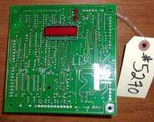 Selectivend 3130 Snack, USI 3100 Series / GF HR32 Control Board #5270 - MDB for sale