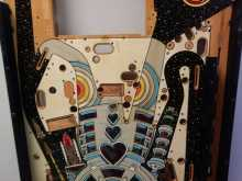 WILLIAMS THE MACHINE BRIDE OF PINBOT Pinball Machine Game Playfield #5430 for sale